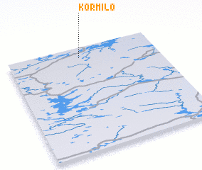 3d view of Kormilo