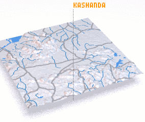3d view of Kashanda