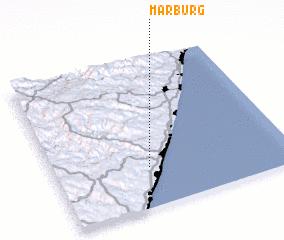 3d view of Marburg