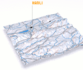 3d view of Hanlı