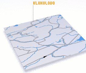 3d view of Klukolovo
