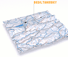3d view of Bediltahirbey