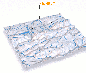 3d view of Rızabey