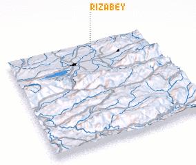 3d view of Rızabey