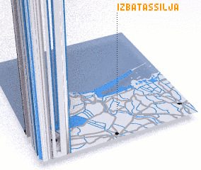 3d view of 'Izbat as Siljā