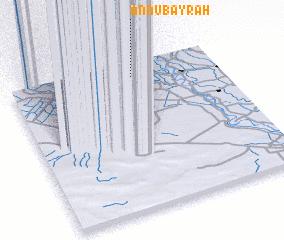3d view of An Nubayrah