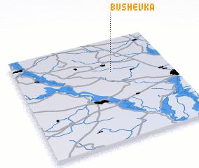3d view of Bushevka