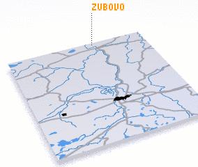 3d view of Zubovo