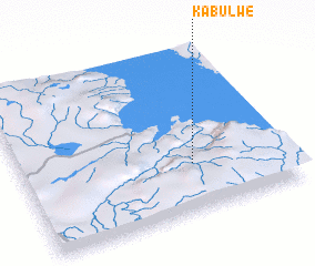 3d view of Kabulwe