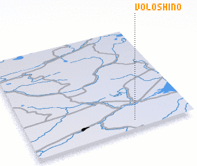 3d view of Voloshino