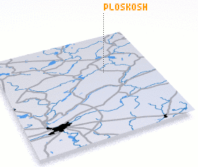 3d view of Ploskosh'