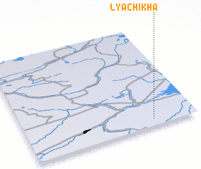 3d view of Lyachikha
