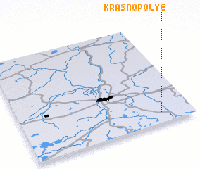 3d view of Krasnopol\