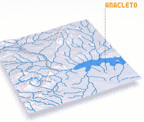 3d view of Anacleto