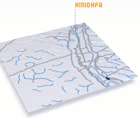 3d view of Hinidhfā