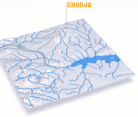 3d view of Simonja