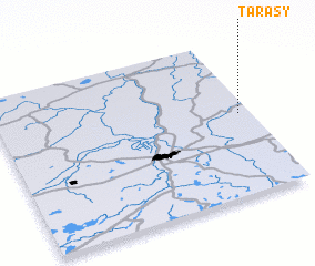 3d view of Tarasy