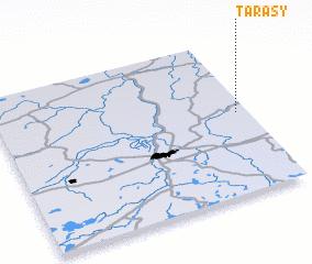 3d view of Tarasy