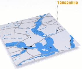 3d view of Tamarovka