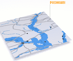 3d view of Pushkari
