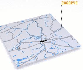 3d view of Zagor\