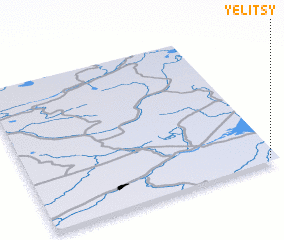 3d view of Yelitsy