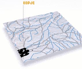 3d view of Kopje
