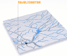 3d view of Naj' al 'Īsawīyah