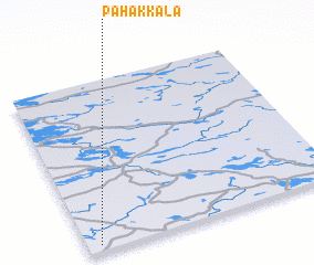 3d view of Pahakkala