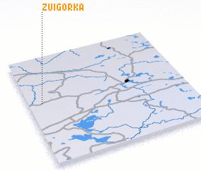3d view of Zui-Gorka