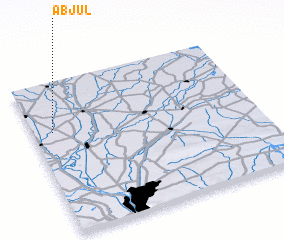 3d view of Abjūl