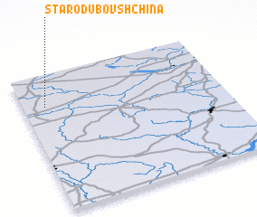3d view of Starodubovshchina