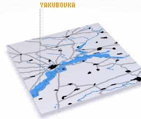 3d view of Yakubovka