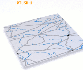3d view of Ptushki