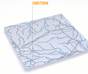 3d view of Xanthia