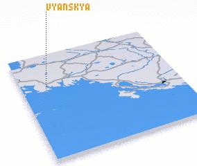 3d view of Vyanskya