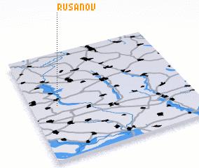 3d view of Rusanov