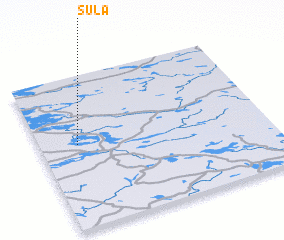 3d view of Sula