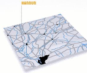 3d view of Ḩannūn