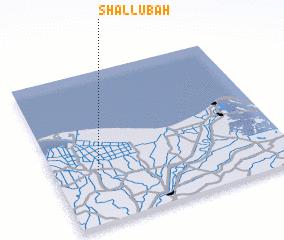 3d view of Shallūbah
