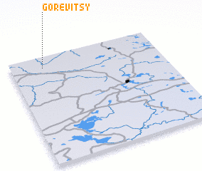 3d view of Gorevitsy