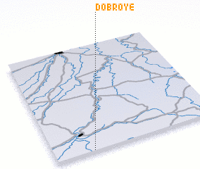3d view of Dobroye