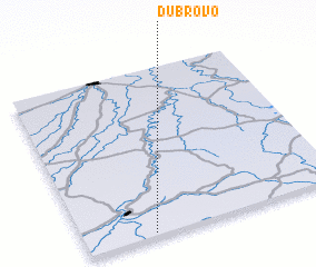 3d view of Dubrovo