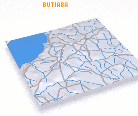3d view of Butiaba