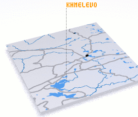 3d view of Khmelëvo