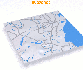3d view of Kyazanga