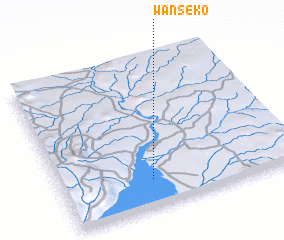 3d view of Wanseko