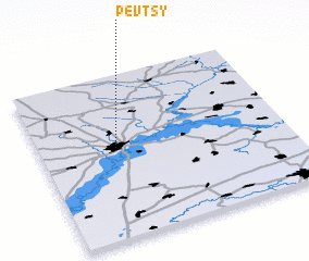 3d view of Pevtsy