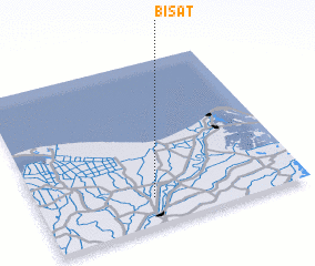 3d view of Bisāţ