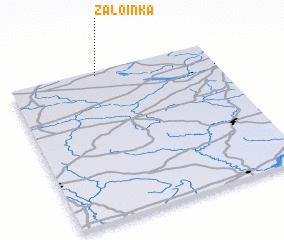3d view of Zaloinka